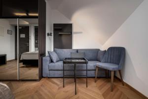 Area soggiorno di Hotel Cittar