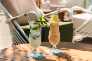 Drinks at Hilton Garden Inn St. Pete Beach, FL