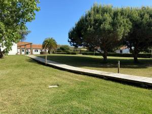 A garden outside Herdade Moita Mar - Country & Sea