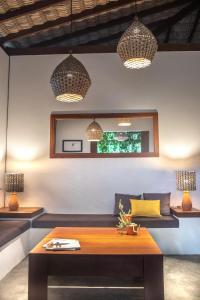 Un lugar para sentarse en Casa Shaka