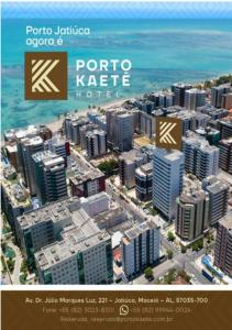 A bird's-eye view of Porto Kaeté Hotel - ex Hotel Porto Jatiuca