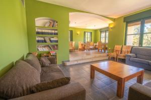 Zona de estar de Hospedería Rural Aldeaduero