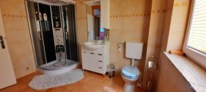Ванная комната в Apartment Murka