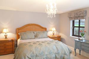 Un ou plusieurs lits dans un hébergement de l'établissement Anam Cara Manor