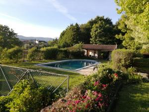 The swimming pool at or near Casa De Fatauncos