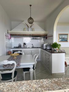 Cucina o angolo cottura di Villa Giò - PositanoHouse