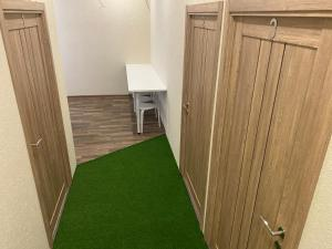 Ванная комната в Apartments Rassvet