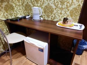 Кухня или мини-кухня в PiramidA
