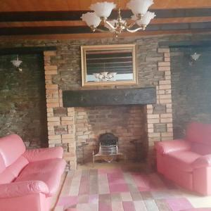 """A seating area at Brynheulog""""Sunshine Hill"""" Country Cottage, Craig Cefn Parc, SA6 5RH"""