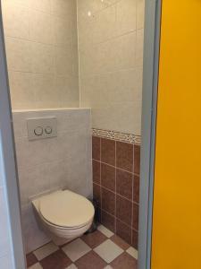 Salle de bains dans l'établissement Domburg4you