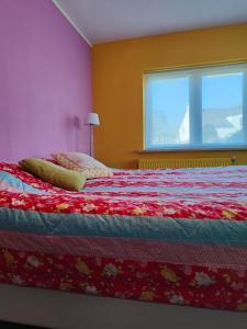 Un ou plusieurs lits dans un hébergement de l'établissement Domburg4you