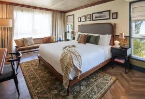The Balfour Hotelにあるベッド