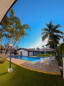 Бассейн в Hotel Arrastão или поблизости