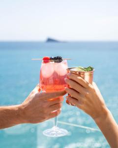 Drinks at Hotel Boutique Villa Venecia