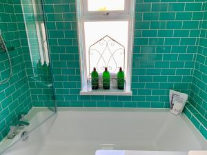 A bathroom at SW Bed & Breakfast