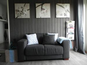 A seating area at Appels en Peren Bed and Breakfast