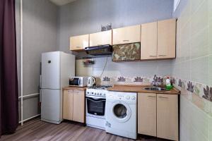 Кухня или мини-кухня в Standard Brusnika Arbat