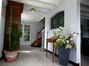 Hall ou réception de l'établissement Gîte Serreslous-et-Arribans, 4 pièces, 6 personnes - FR-1-360-77