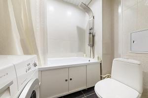 Ванная комната в Apartment Hanaka Kluchevaya 20