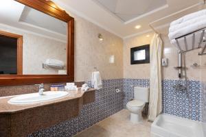 Een badkamer bij Albatros Sharm- Families and couples only