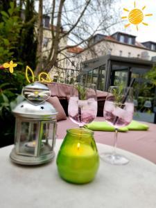 Drinks at Auenwald Hotel und Apartmenthaus