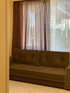 Гостиная зона в Апартаменты-студия на Тюльпанов 3