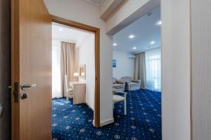 Ванная комната в Отель Бригантина