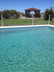 Πισίνα στο ή κοντά στο Ελαιών