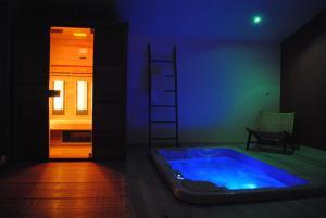 Spa and/or other wellness facilities at Chambres d'hôtes de la Cavayere & Spa