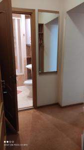 """A bathroom at Hotel """"5th Corner"""""""
