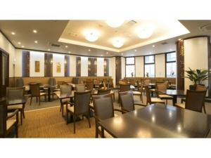 A restaurant or other place to eat at Hotel Seiyoken - Vacation STAY 39577v