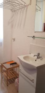 Un baño de Pension Salamanca