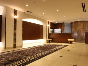 The lobby or reception area at Suidobashi Grand Hotel