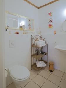 Ein Badezimmer in der Unterkunft Boutique Hotel Mittendrin Berlin