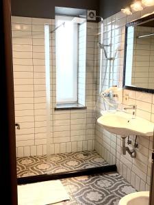 A bathroom at Aparthotel