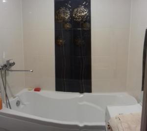 A bathroom at Apartment on Lenina 128