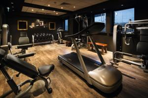 The fitness center and/or fitness facilities at pentahotel Inverness