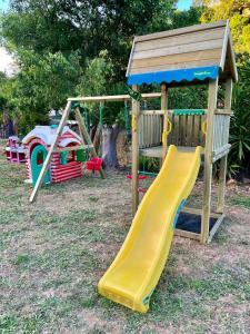Children's play area at Quinta da Villa