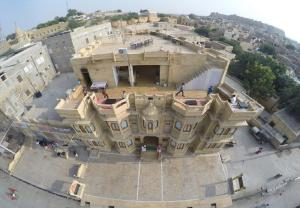 A bird's-eye view of Hotel Lal Garh Fort And Palace
