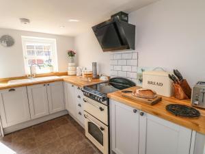 A kitchen or kitchenette at Hillcrest