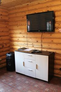 Кухня или мини-кухня в Гостевой дом Любятово
