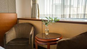 Zona de estar de LOTTE Hotel Vladivostok