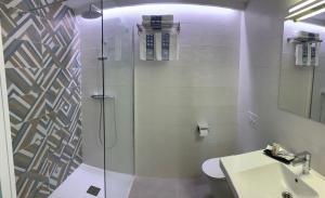Bagno di Hotel Brisa