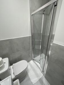 A bathroom at Ravna Gora