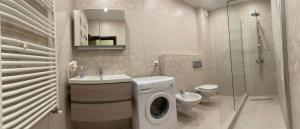O baie la Maria Residence Serviced Apartments Mamaia