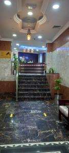 The lobby or reception area at Safari Hotel Apartments - Tabasum Group
