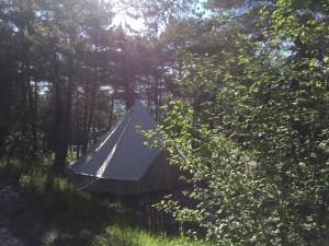 Bâtiment de le camping