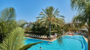 The swimming pool at or close to Troulakis Village Resort - All Inclusive