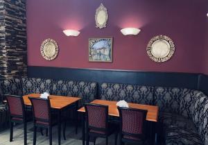 Ресторан / где поесть в Гостиница Москомспорта