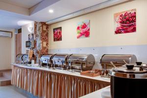 Ресторан / где поесть в Отель Терраса